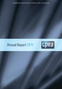 LPEA annual report 2014 cover