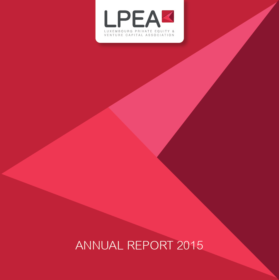 LPEA Annual Report 2015 cover