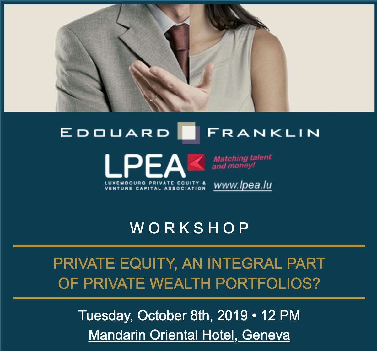 eduard franklin conference 1st part of banner