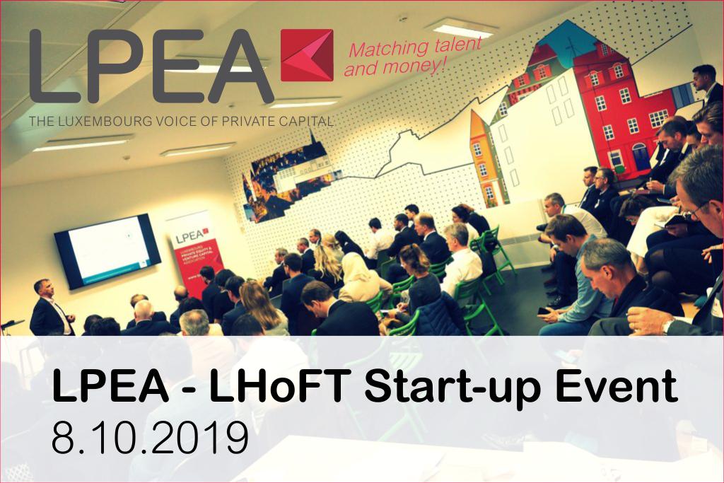 lpea lhoft start up event