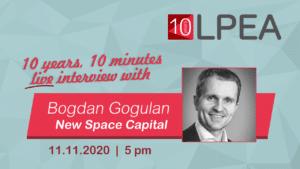 10 YEARS 10 MINUTES WITH BOGDAN GOGULAN